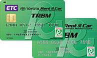 TRBMカード
